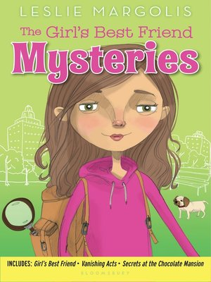 cover image of The Girl's Best Friend Mysteries